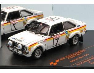 Vitesse VE42380 FORD ESCORT RS1800 N.7 RETIRED RALLY DU MAROC R.CLARK-J.PORTER 1:43 Modellino