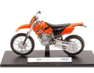 Welly WE12815 KTM 525 EXC CROSS 1:18 Modellino