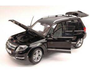 Welly WE11008BK MERCEDES GLK 300 4MATIC 2013 BLACK GT EDITION 1:18 Modellino