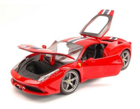 Ferrari 458 Speciale 2014 Red 1:18 Burago BU16002