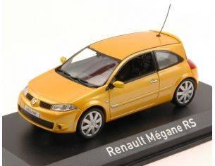 Norev NV517635 RENAULT MEGANE RS 2004 YELLOW SIRIUS 1:43 Modellino