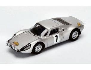 Ixo model SF093 PORSCHE 904 GTS N.7 WINNER RALLYE ROUTES DU NORD 1967 GABAN-PEDRO 1:43 Modellino