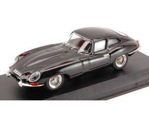 Best Model BT9012-2N JAGUAR E COUPE' 1964 BLACK 1:43 Modellino