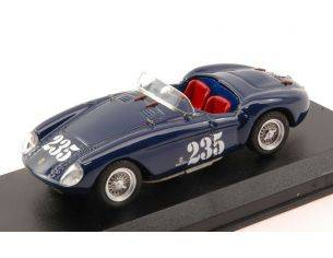 Art Model AM0336 FERRARI 500 MONDIAL N.235 8th SANTA BARBARA 1954 P.RUBIROSA 1:43 Modellino