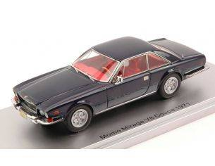 Kess Model KS43033901 MOMO MIRAGE V8 COUPE' 1971 NIGHT BLUE 1:43 Modellino