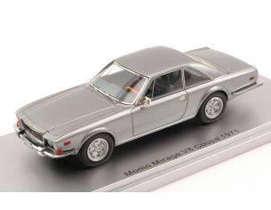 Kess Model KS43033900 MOMO MIRAGE V8 COUPE' 1971 SILVER 1:43 Modellino