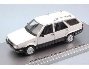 Kess Model KS43010100 FIAT REGATA WEEKEND 100S i.e. 1986 WHITE 1:43 Modellino