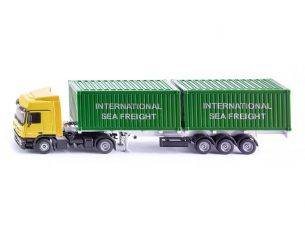 Sky Marks SK3921 CAMION C/CONTAINERS 1:50 Modellino