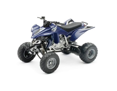 New Ray NY42833Y YAMAHA YFZ 450 QUAD BLU JAPAN 1:12 Pz.12 Moto