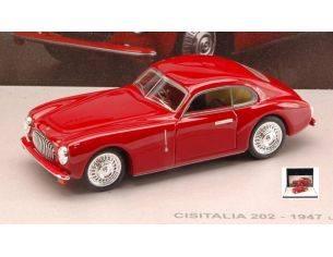 Mondo Motors MMPF005 CISITALIA 202 PININFARINA 1947 RED 1:43 Modellino