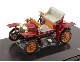 Abrex AB901BF LAURIN & KLEMENT VOITURETTE 1905 PURPLE 1:43 Modellino