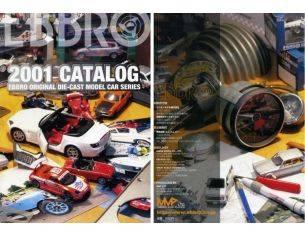 Ebbro EBCAT2001 CATALOGO EBBRO 2001 PAG.30 Modellino