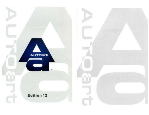 Auto Art / Gateway AACAT2016 CATALOGO AUTO ART EDIZIONE 12 PAG.158 Modellino