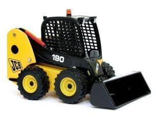Joal JL0225 ROBOT 190 SKID STEER LOADER 1:35 Modellino