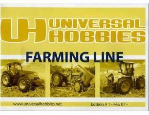 Universal Hobbies UHCAT2007 CATALOGO UNIVERSAL HOBBIES 2007 ED.1 FORMATO A4 PAG.42 Modellino