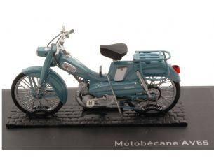 Norev NV182056 MOTOBECANE AV 65 1965 BLUE 1:18 Modellino
