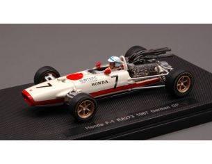 Ebbro EB44387 HONDA RA273 J.SURTEES 1967 N.7 4th GERMAN GP 1:43 Modellino