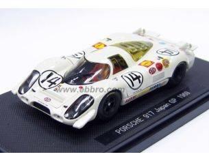 Ebbro EB43748 PORSCHE 917 N.14 6th JAPAN GP 1969 J.SIFFERT-D.PIPER 1:43 Modellino