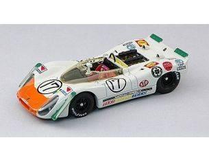 Ebbro EB43728 PORSCHE 908 SPIDER N.17 7th JAPAN GP 1969 H.HERRMANN-K.TANAKA 1:43 Modellino