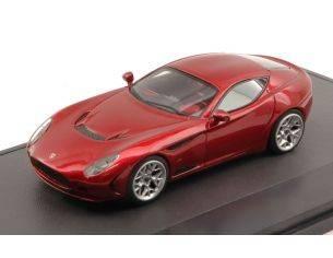 Matrix MX42201-011 ZAGATO PERANA Z-ONE 2009 RED METALLIC LIM.PCS 408  1:43 Modellino