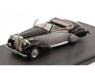 Matrix MX40402-031 DAIMLER DB18 DHC CARLTON 1938 SILVER/BLACK LIM.PCS 408 1:43 Modellino