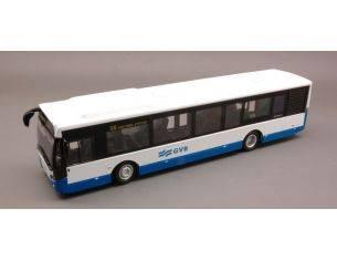 Universal Hobbies UH1069 VDL CITEA AUTOBUS GVB WHITE/BLUE 1:50 Modellino