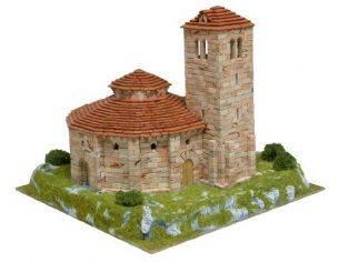 Aedes Ars AS1105 Chiesa della Vera Cruz (Segovia) 1:150 Kit Modellino