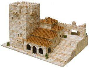 Aedes Ars AS1264 Torre Bujaco (Caceres) PCS 4300 1:125 Kit Modellino