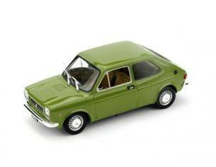 Brumm BM0500-12 FIAT 127 1a SERIE 1972 VERDE MUSCHIO 1:43 Modellino