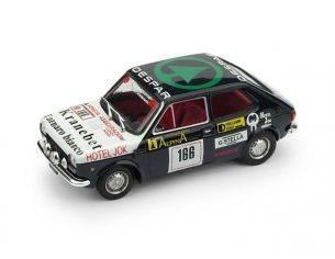 Brumm BM0552 FIAT 127 N.166 RALLY SAN MARTINO DI CASTROZZA CANEVA 1:43 Modellino