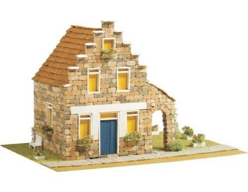 Kit articoli vari kit di montaggio 1 50 domus kits 40306 for Kit di casa a 2 piani