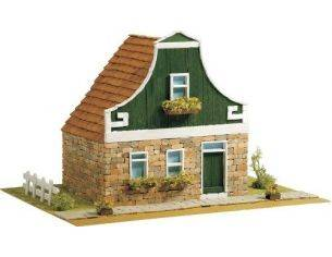 Domus Kits 40305 Country 8 Casa Inglese PCs 1188 1:50 Kit Modellino