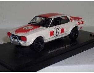 Kyosho 3022R NISSAN 2000 GTR RED RACE 1/43 Modellino