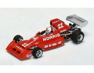 Spark Model S4811 ENSIGN N174 C.AMON 1976 N.22 8th LONG BEACH GP 1:43 Modellino