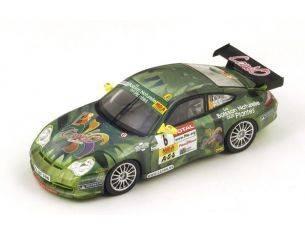 Ixo model SF049 PORSCHE 996 GT3 RS RALLY LYON-CHARBONNIERES 2007 DELECOUR-RONFORT 1:43 Modellino