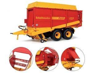 Universal Hobbies UH2839 RIMORCHIO SCHUITEMAKER RAPIDE 125 1:32 Modellino