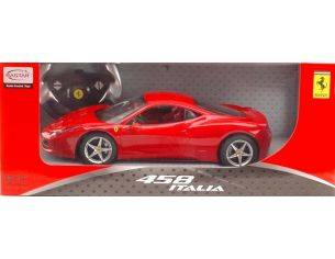 Mondo Motors MM63118 FERRARI 458 ITALIA RADIOCOMANDO 1:14 Modellino