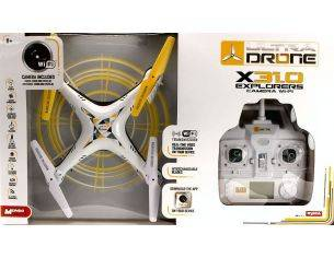 Mondo Motors MM63332 DRONE ULTRADRONE X31.0 CAMERA WI-FI (VIDEO 300.000 PIXEL) Modellino