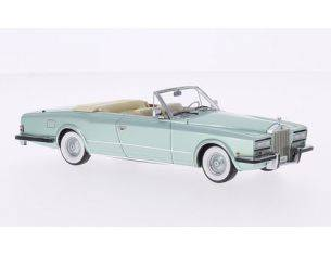 Neo Scale Models NEO46485 ROLLS ROYCE PHANTOM VI FRUA METALLIC LIGHT GREEN 1:43 Modellino