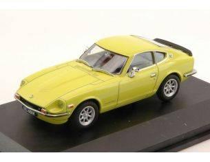 Oxford OXFDAT002 DATSUN 240Z 1970 YELLOW 1:43 Modellino