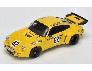 Spark Model S3492 PORSCHE CARRERA RSR N.62 DNF LM 1974 R.BOND-H.DE FIERLANT-J.BLATON 1:43 Modellino