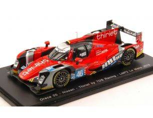 Spark Model S4659 ORECA 05 NISSAN N.46 DNF LM 2015 P.THIRIET-L.BADEY-T.GOMMENDY 1:43 Modellino