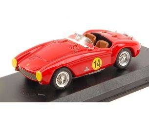 Art Model AM0338 FERRARI 500 MONDIAL N.14 5th CLASS GP SPA 1954 HERMAN ROOSDORP 1:43 Modellino
