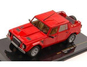 Ixo model CLC275 LAMBORGHINI LM002 1986 RED 1:43 Modellino