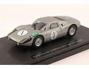 Ebbro EB43725 PORSCHE 904 N.1 JAPAN GP 1964 1:43 Modellino