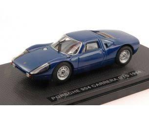 Ebbro EB43726 PORSCHE 904 1964 BLUE 1:43 Modellino