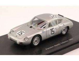 Ebbro EB45035 PORSCHE ABARTH N.15 5th (WINNER CLASS) 3H DAYTONA 1963 JO BONNIER 1:43 Modellino