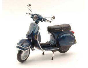 New Ray NY42123BL VESPA P 200 E 1978 BLUE 1:12 Modellino