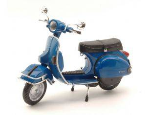 New Ray NY42123LB VESPA P 200 E 1978 LIGHT BLUE 1:12 Modellino