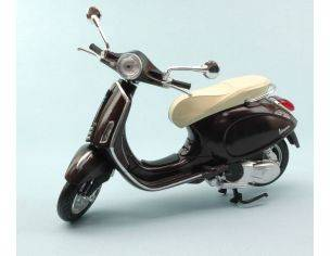 New Ray NY57553BW VESPA PRIMAVERA 125 2014 BROWN 1:12 Modellino